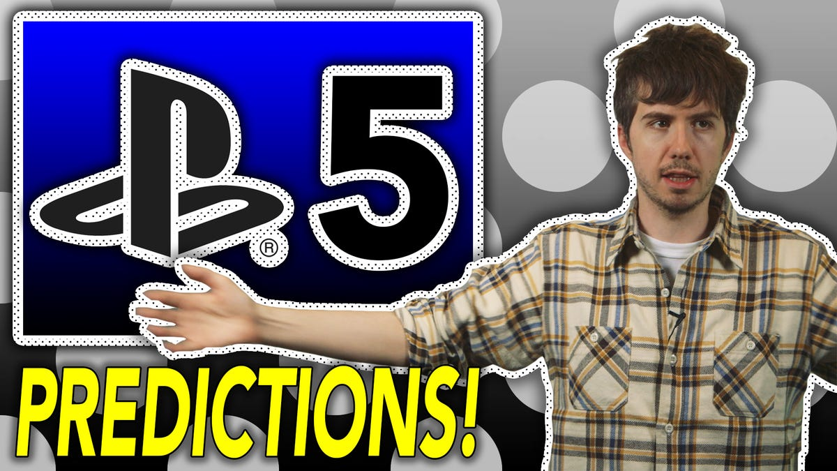 My Ridiculously Specific PlayStation 5 Predictions