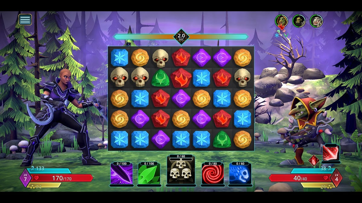Puzzle Quest 3 Does The Match-Three RPG A Little Differently