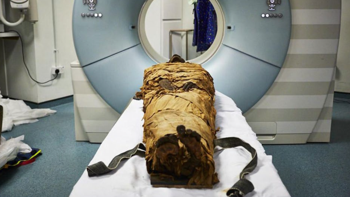 Scientists Just Made a 3,000-Year-Old Mummy 'Speak'