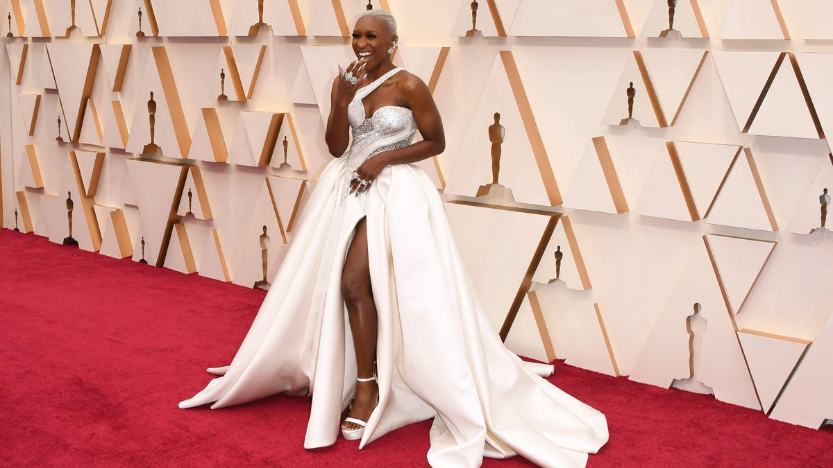 Stand Up! The Oscars May Not Give Cynthia Erivo Her Flowers (Yet), But We Will