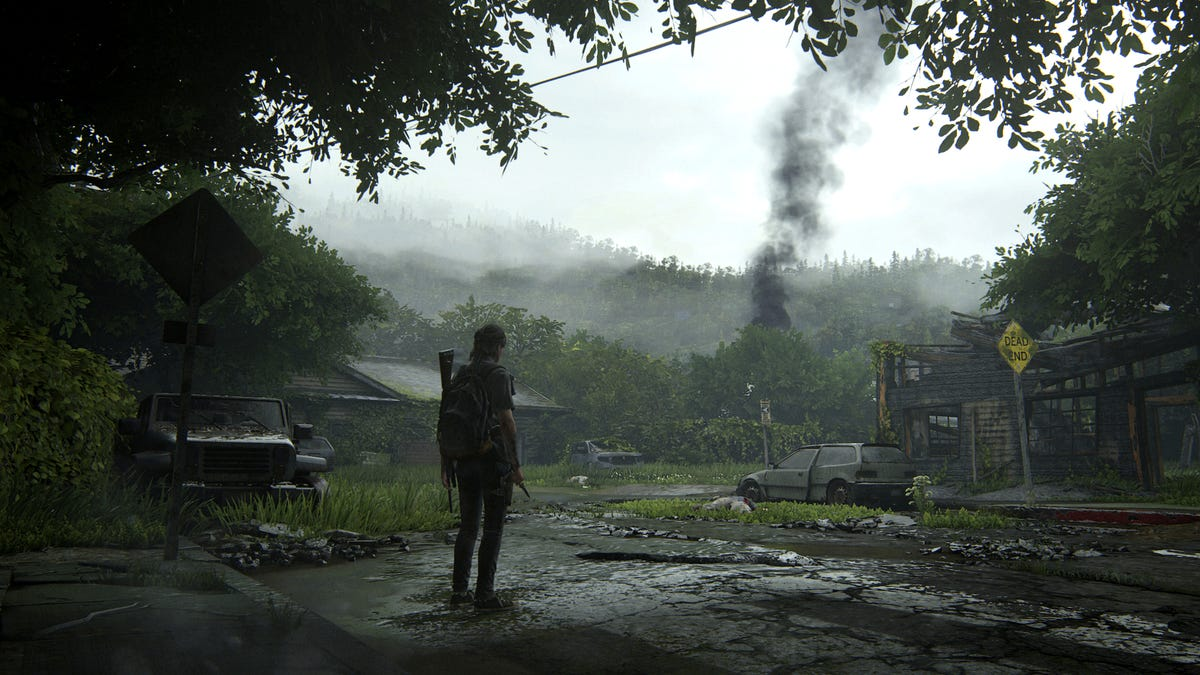 Three Hours With The Last Of Us Part Ii