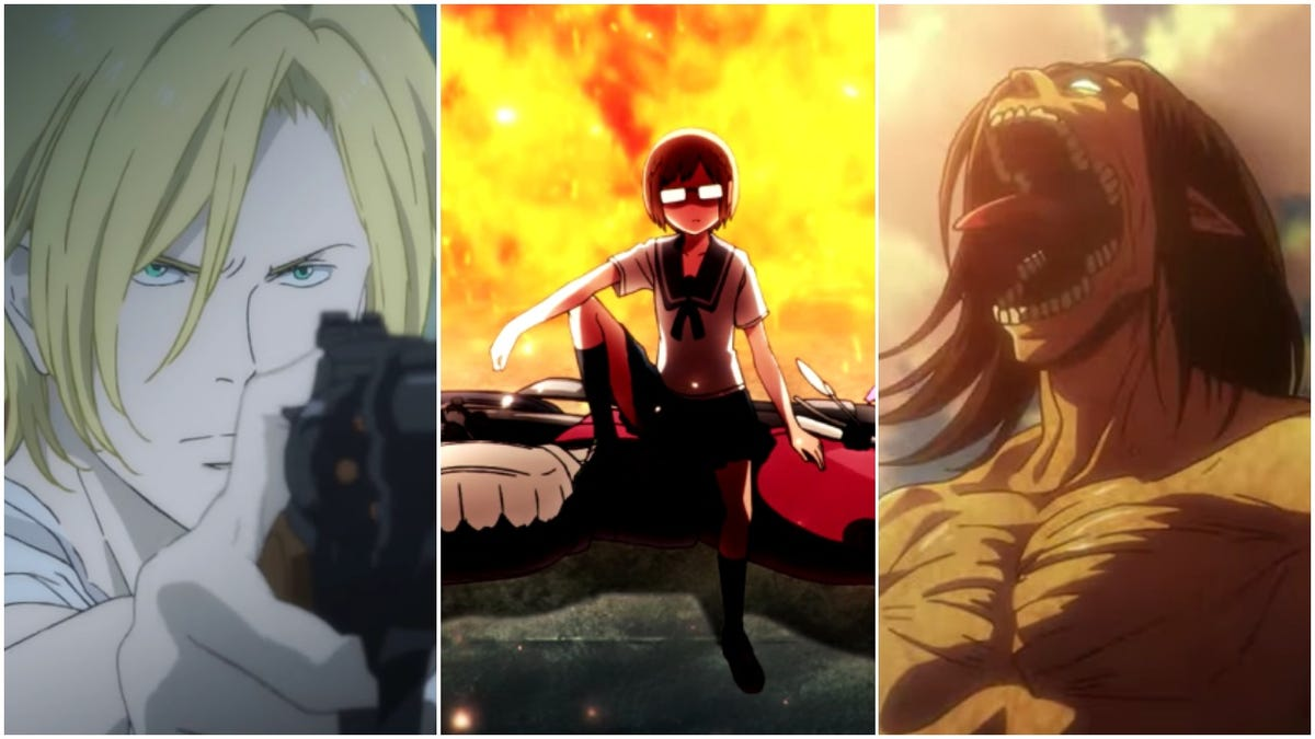 Your Summer 2018 Anime Guide [Updated]
