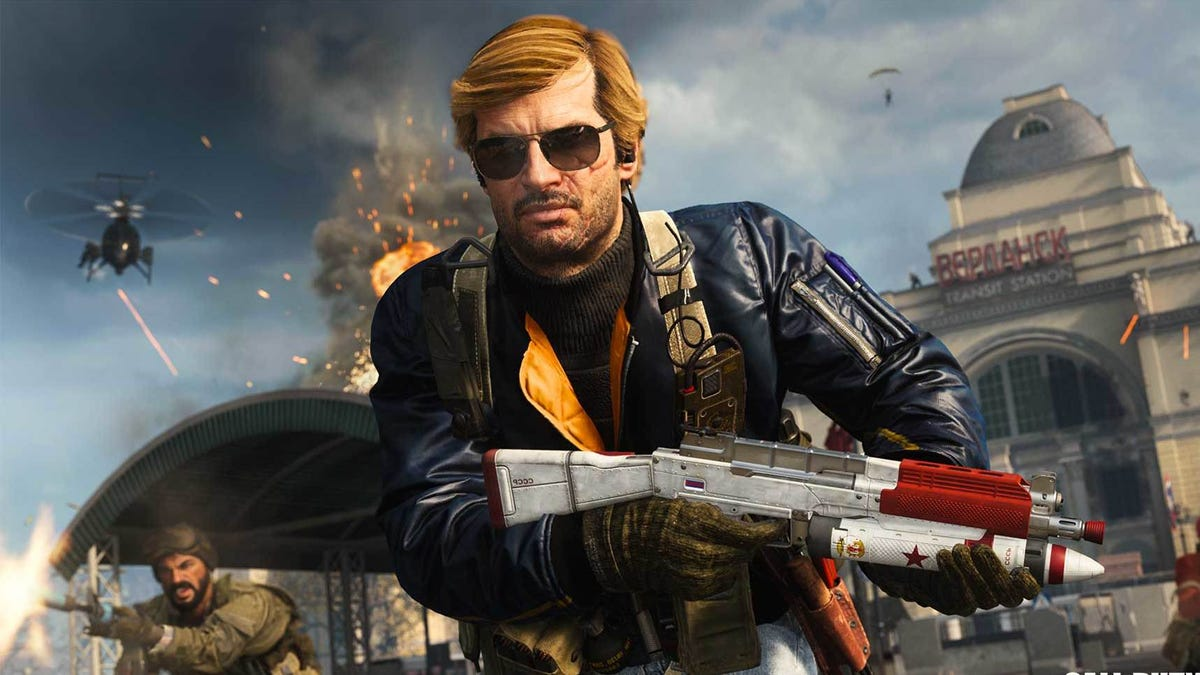 Call Of Duty: Warzone Bans Over 60,000 Accounts For Cheating