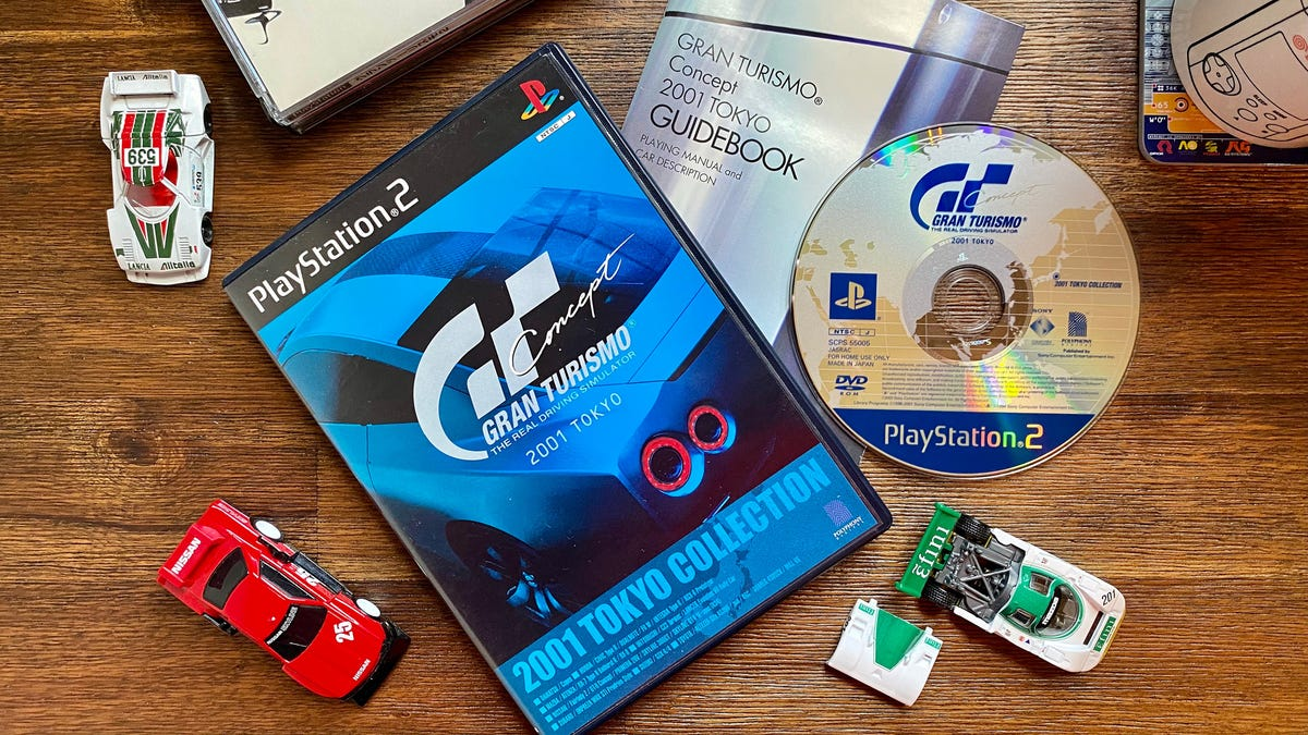 'Gran Turismo' Used To Have A Brilliant Trick For Bridging Titles