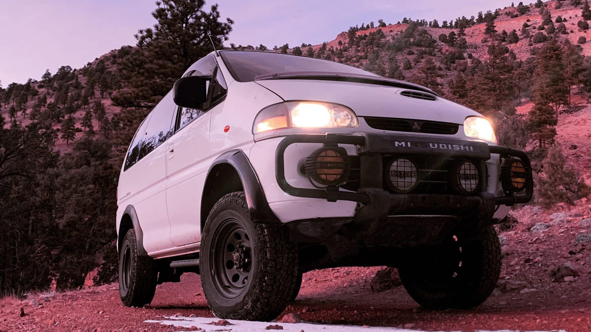 This Giant Japanese Egg Is The Raddest Way To Go Off-Roading