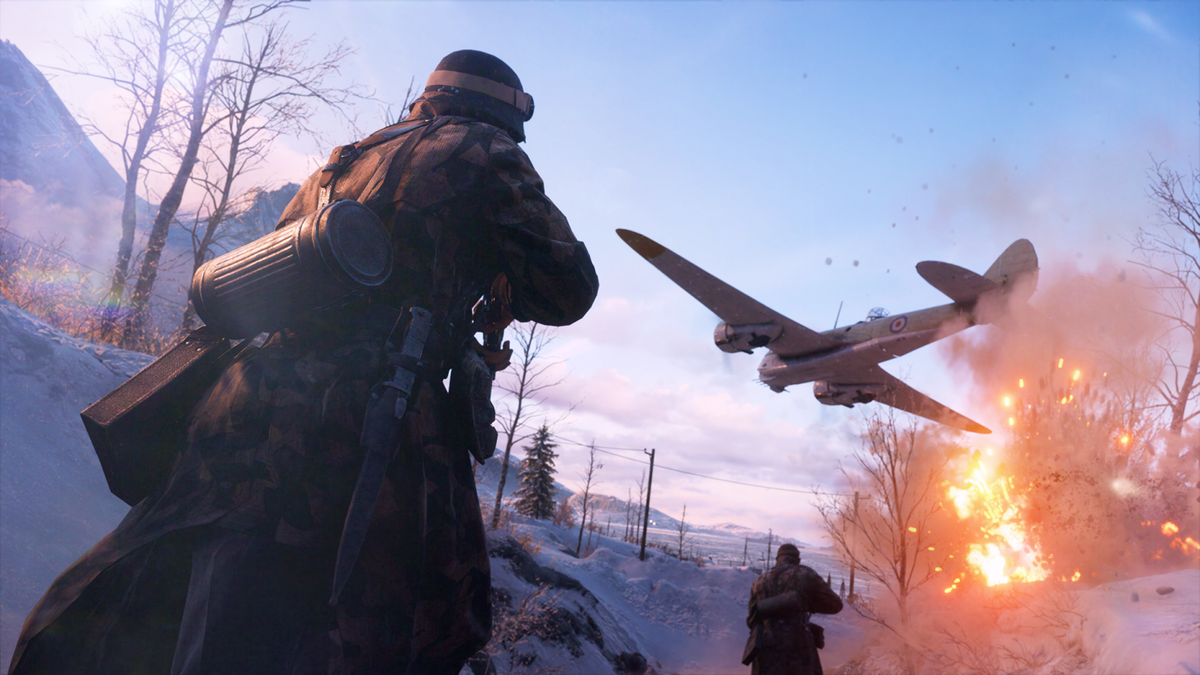 Battlefield V Players Frustrated After Update Removes Some Multiplayer Modes