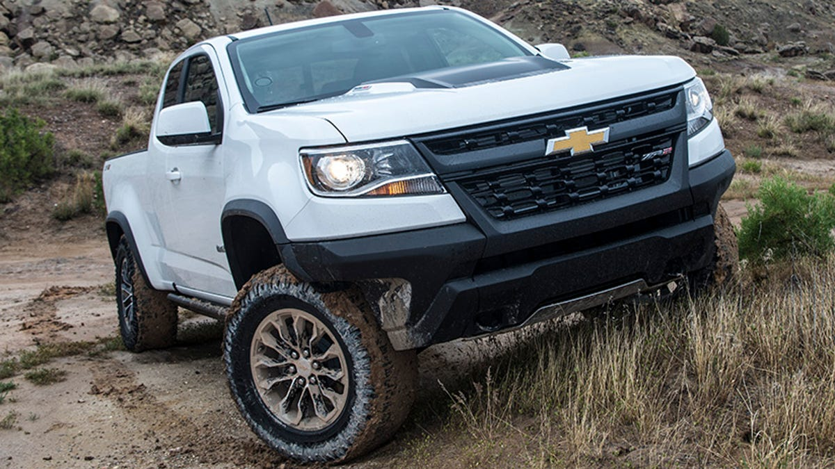Lifted Chevy Colorado >> Please Don T Put A Lift Kit On Your Chevy Colorado Zr2