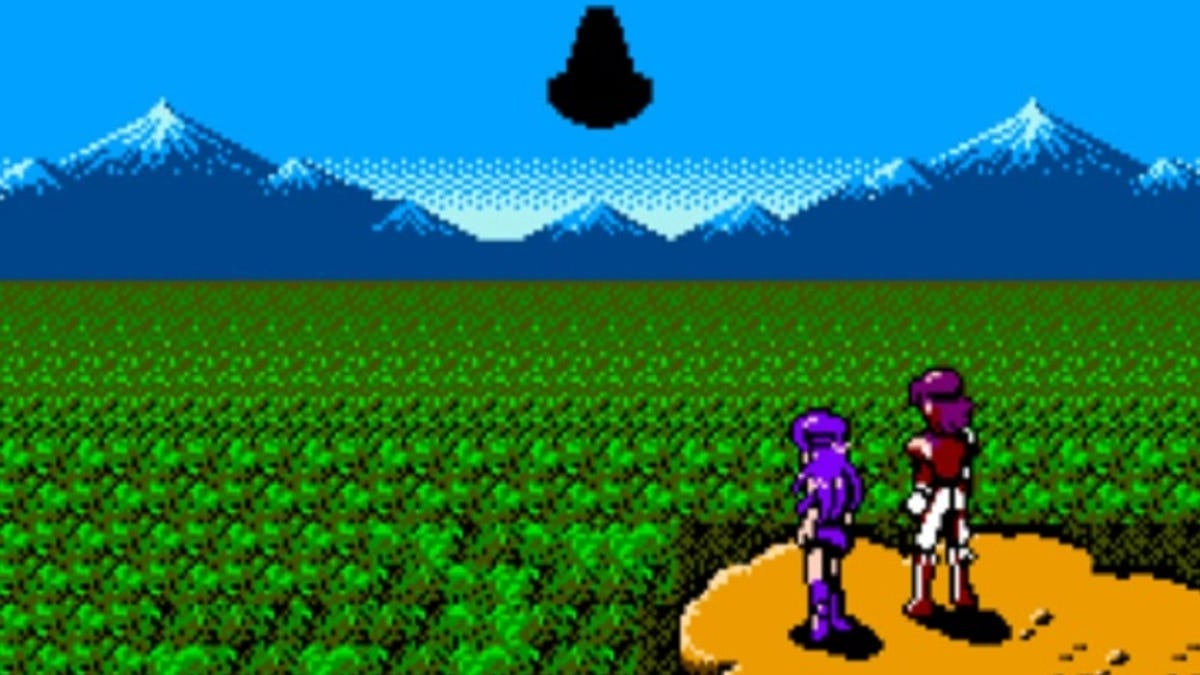 The Classic JRPG About Two Scientists Saving The World