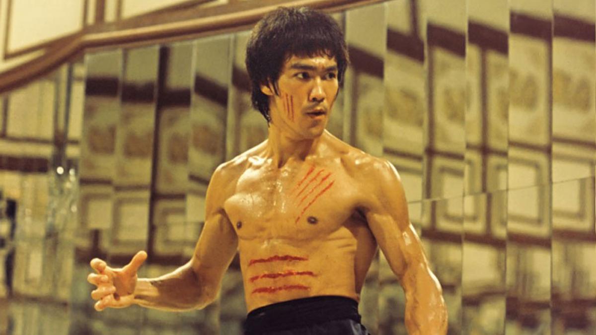 Bruce Lee Wields The Most Impractical Lightsabers Ever In Fan Video