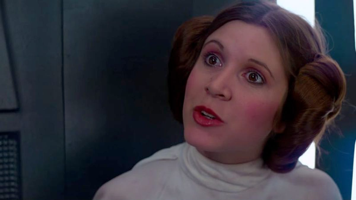 This video history of Princess Leia is a reminder of her general awesomeness