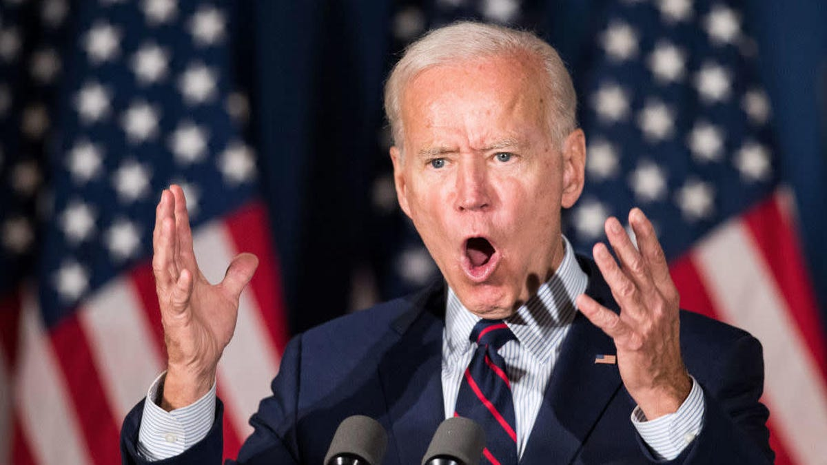 Biden Calls for Trump's Impeachment, Openly Aiming for His GOP Rival's Head for the 1st Time