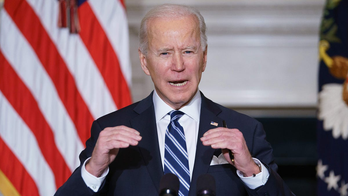 'I Want To Go See Those Mountains Where It Looks Like Avatar,' Says Biden In Speech Outlining Foreign Policy Agenda