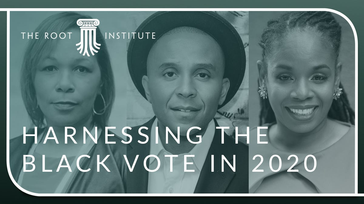 'Democracy Is at Stake': Glynda Carr, Judith Browne Dianis and Rashad Robinson on Wielding Black Political Power at The Root Institute