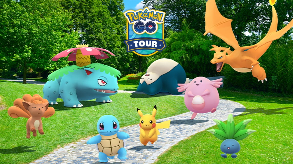 Pokémon Go Holds Make Up Event For Letting In Players Without Tickets, Lets In Players Without Tickets