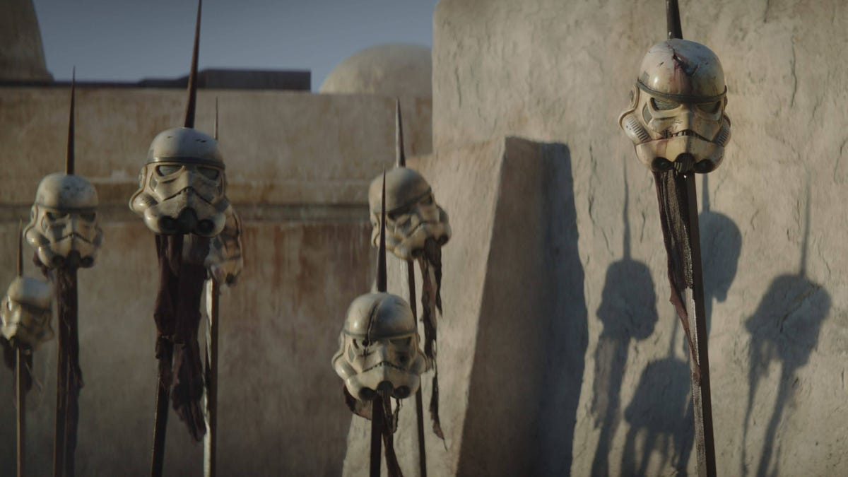 The Latest Mandalorian Had Maybe a Little Too Much Fan Service for Its Own Good