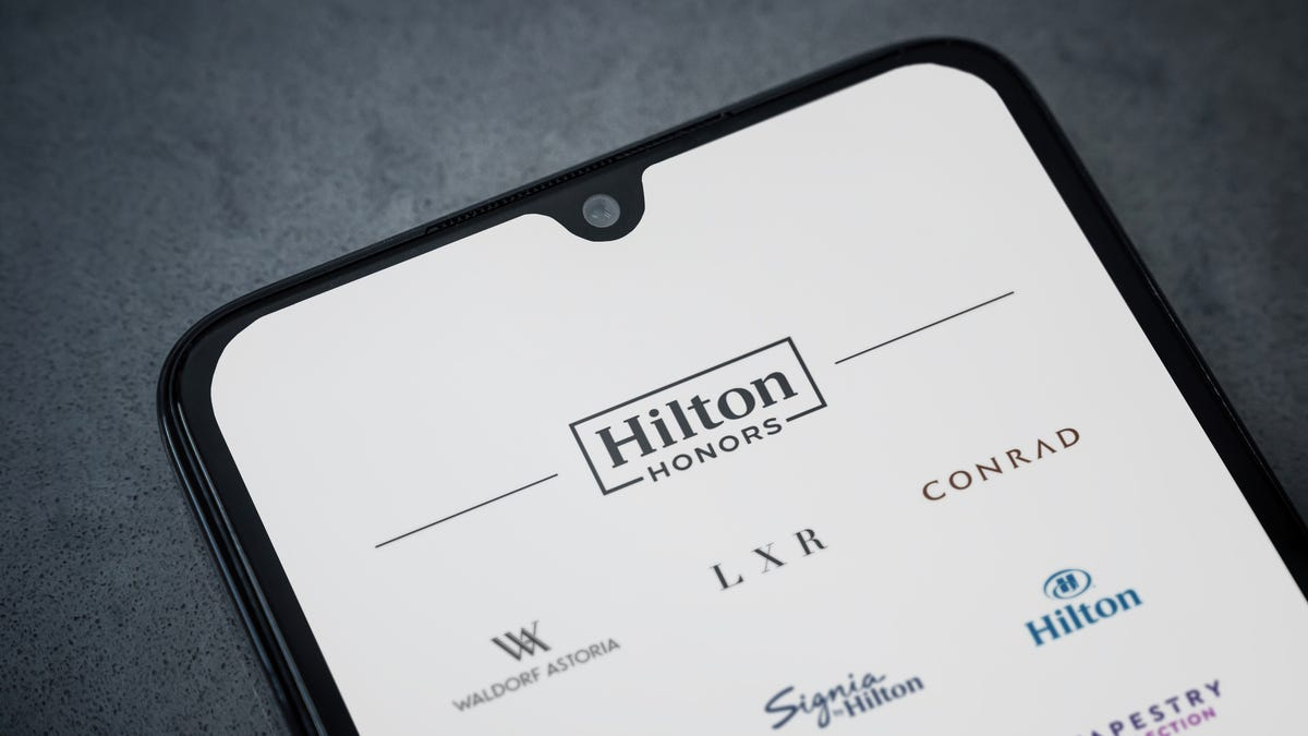 Earn 10,000 Hilton Rewards Points by Filling Out a Survey