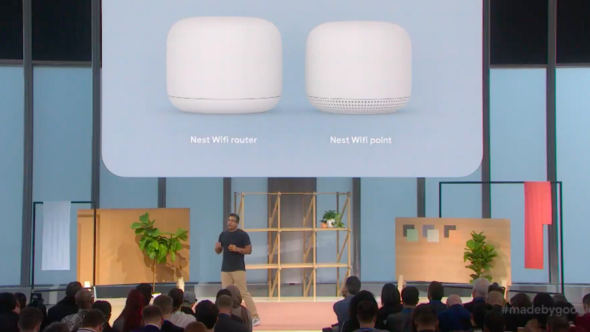 New Google Nest Wifi Brings Mesh Nodes That Double As Smart Speakers