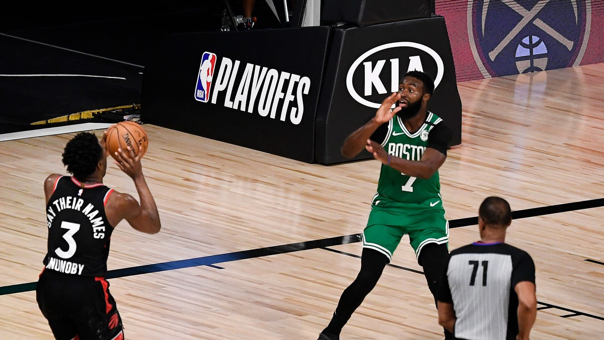 The Raptors and Celtics Would Have It Be Such an End ...