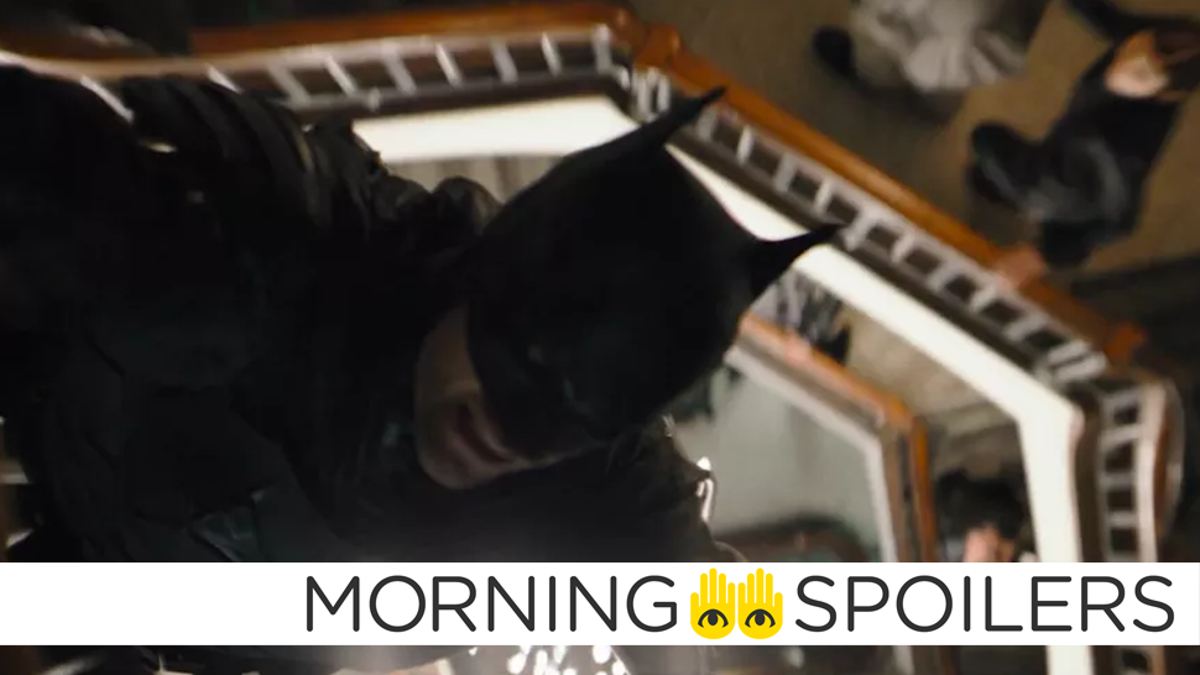 Updates From The Batman, Scream 5, and More