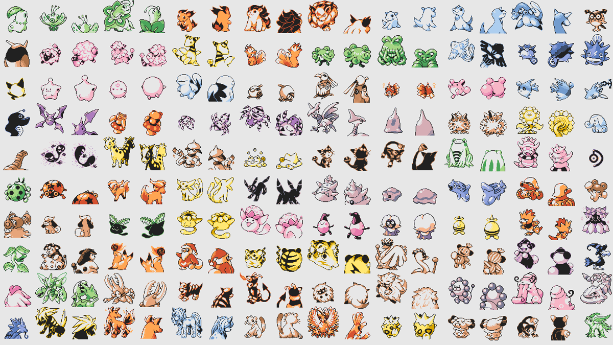 Image result for pokémon gold beta