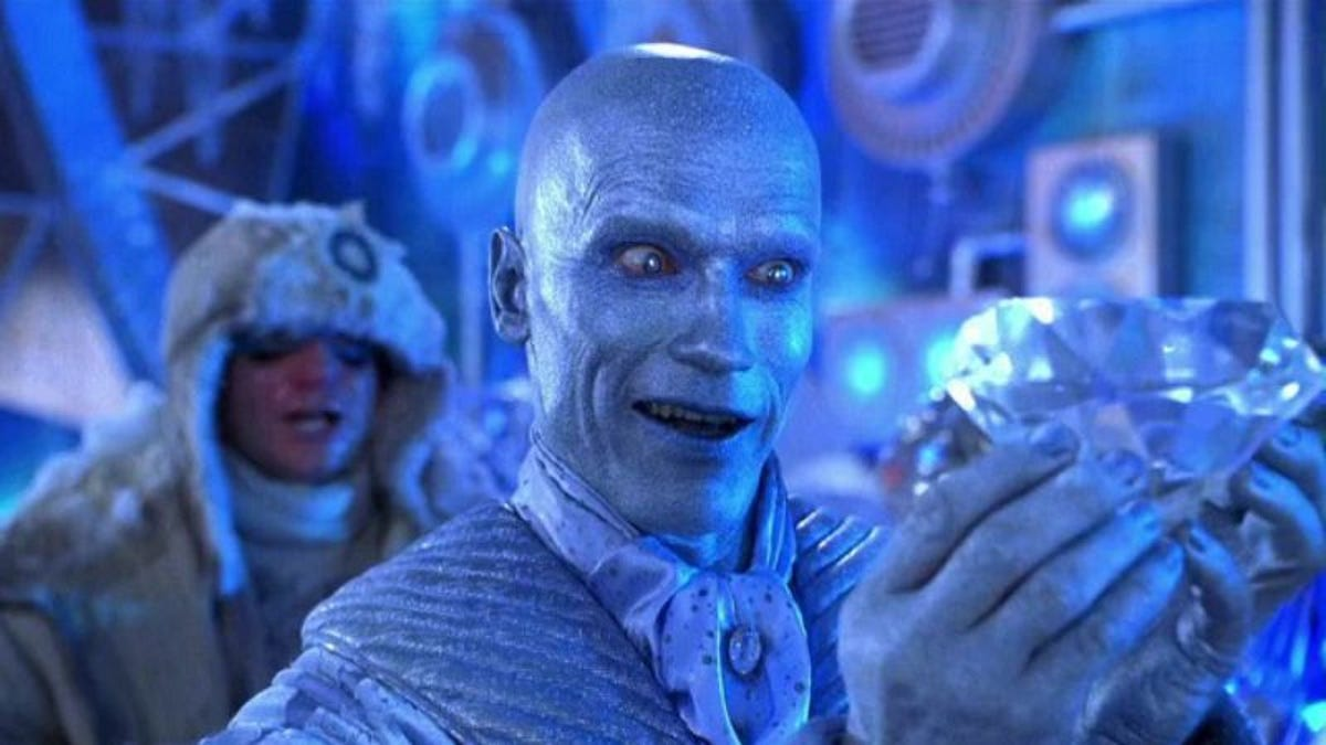 "Gotham will introduce and ""reinvent"" Mr. Freeze"