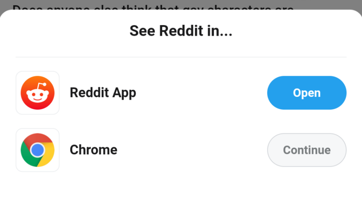 How to Get Rid of Reddit's Persistent Mobile Popup