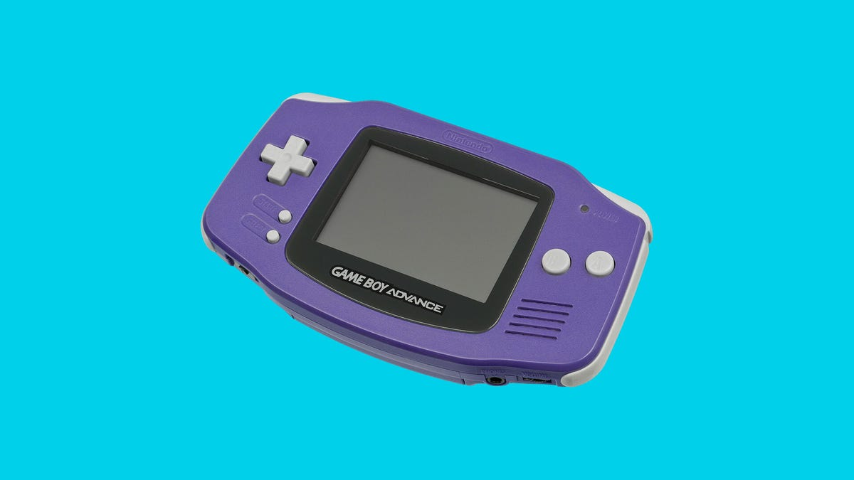 The Best Games For The Game Boy Advance