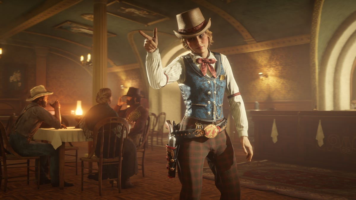 Red Dead Online Will Let You Make And Sell Moonshine Next Week