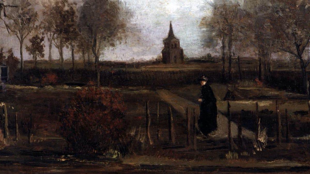 Roban un van Gogh de un museo holandés en el aniversario de su nacimiento