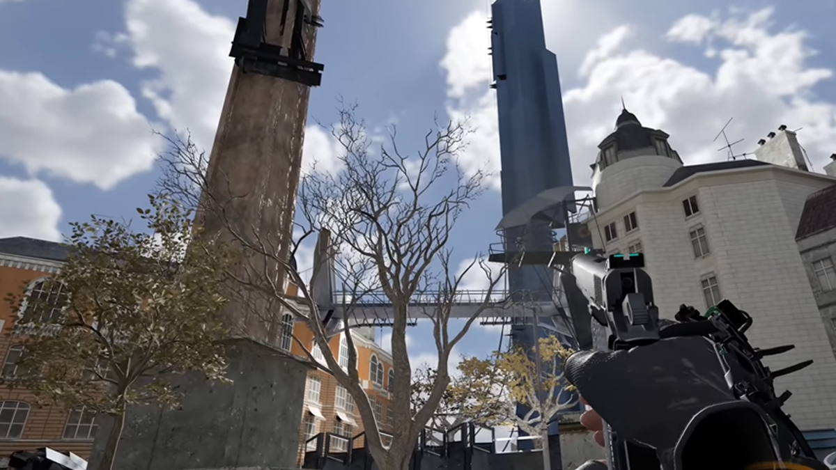 Half-Life: Alyx Mod Recreates Iconic Half-Life 2 Environment