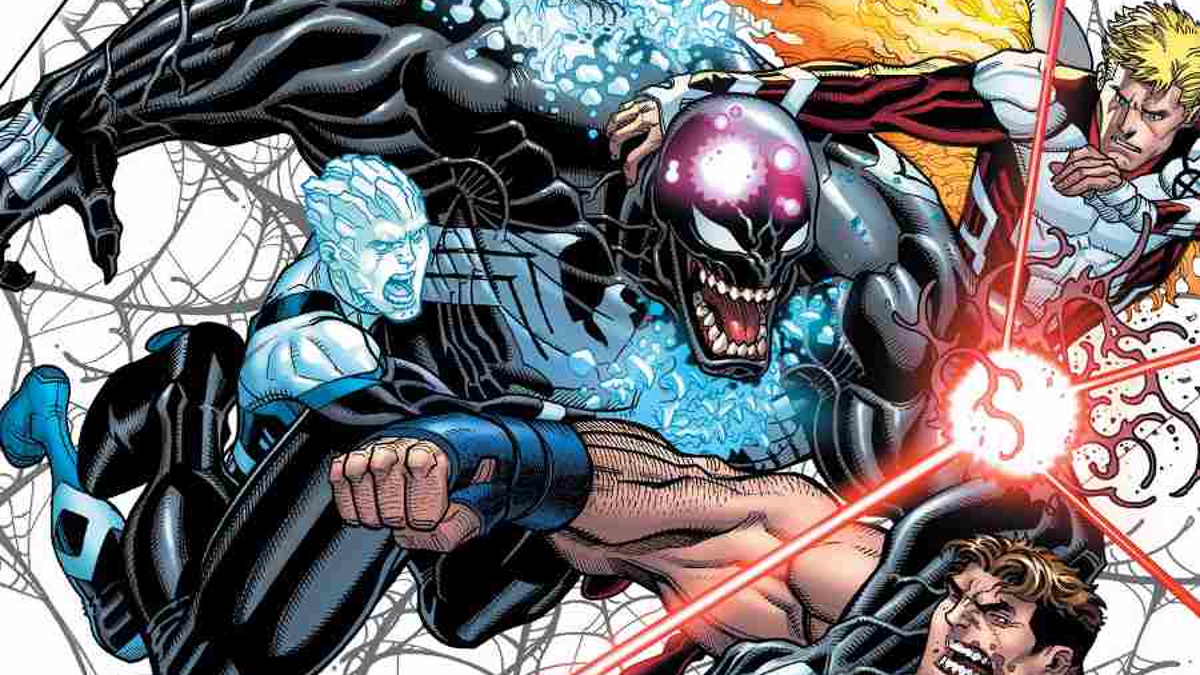 The X-Men's Next Team Up Will Be With Venom Of All People