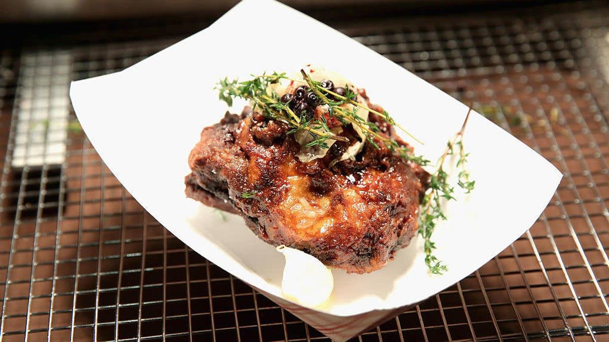 One restaurant's secret ingredient for crispy fried chicken