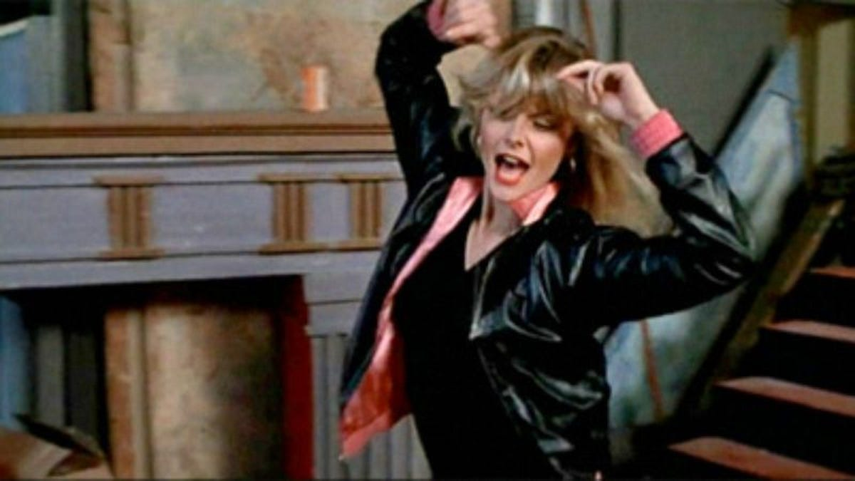 """Cool Rider"""" was too good for Grease 2"""