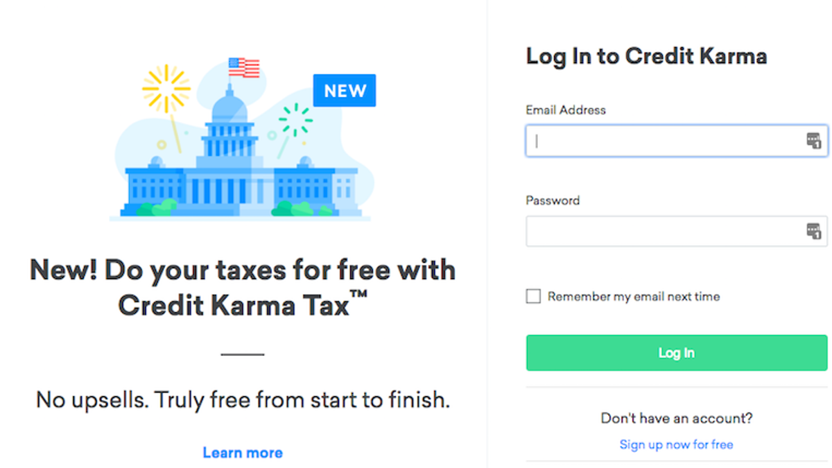 Credit Karma Now Offers Free Tax Filing