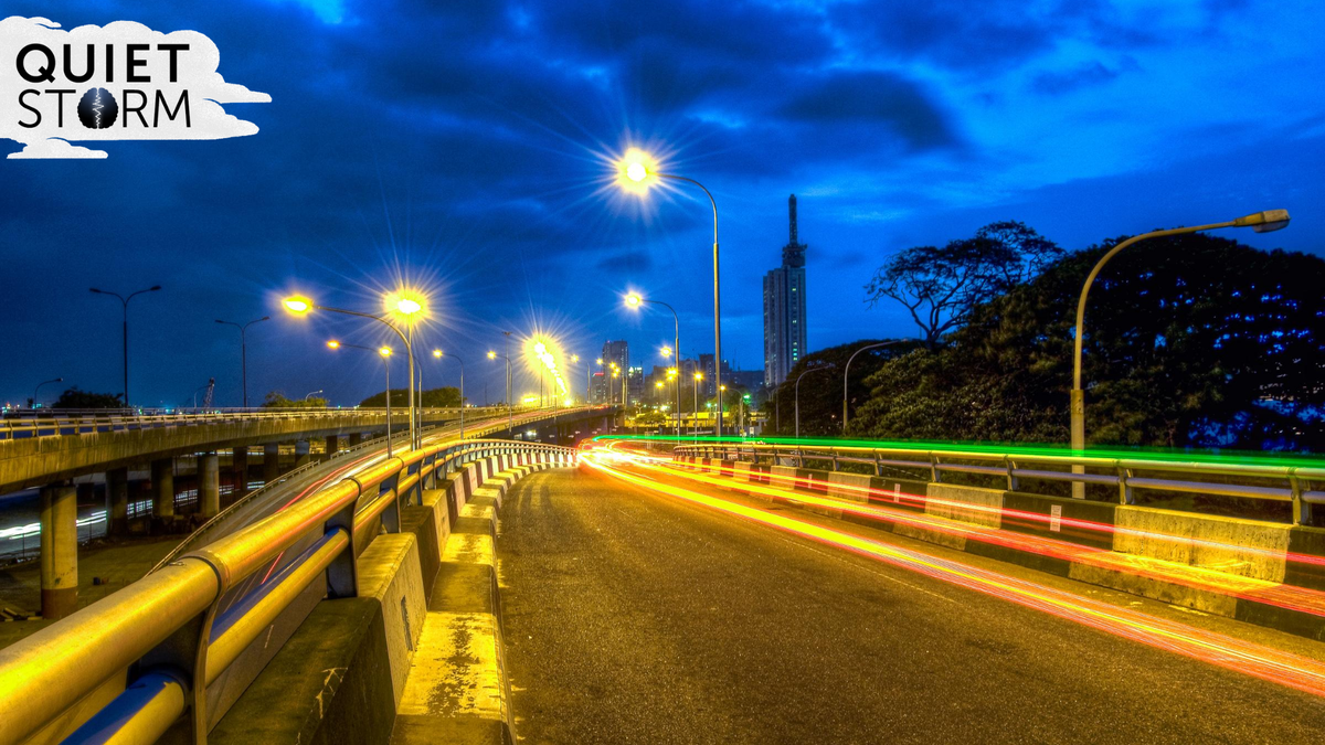 On Loneliness at 3 A.M. in Lagos