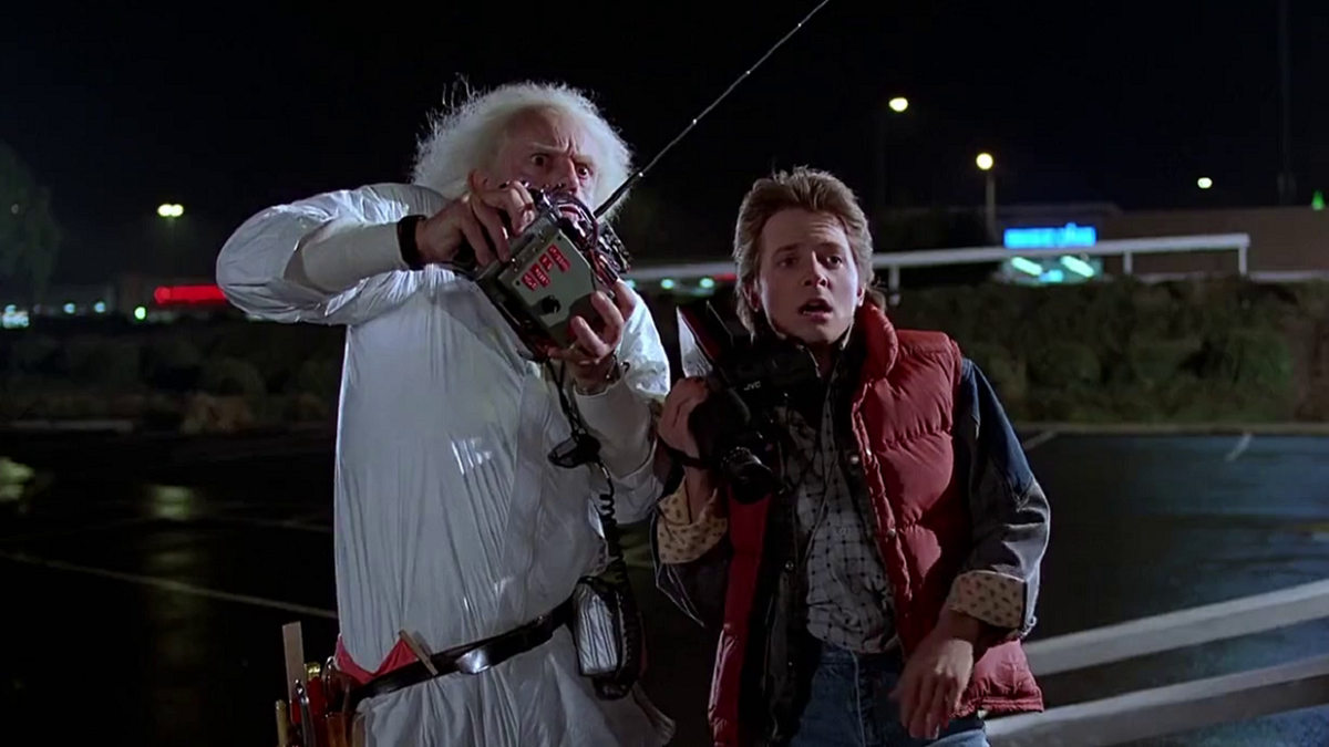 Jon Cryer and Ben Stiller Auditioned for a Very Different Back to the Future