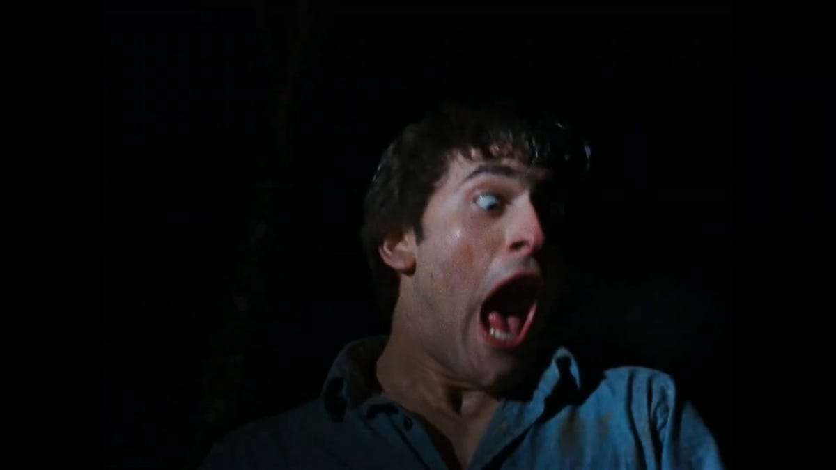 The Evil Dead lives again in a new restoration, and we've got an exclusive clip