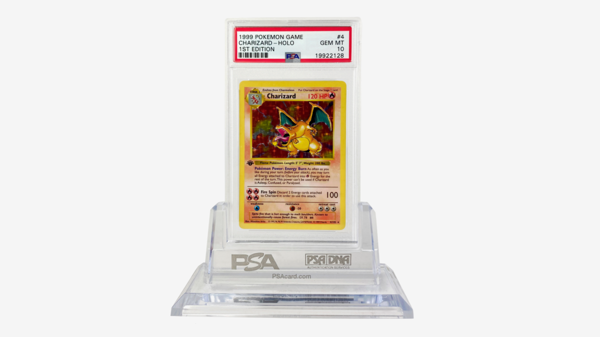Rapper Logic Just Paid Over $183,000 For A Pokémon Charizard Card