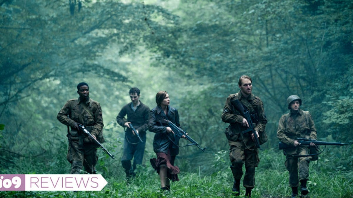 World War II and Zombies Combine in the Kinetic, Intense, Overlord