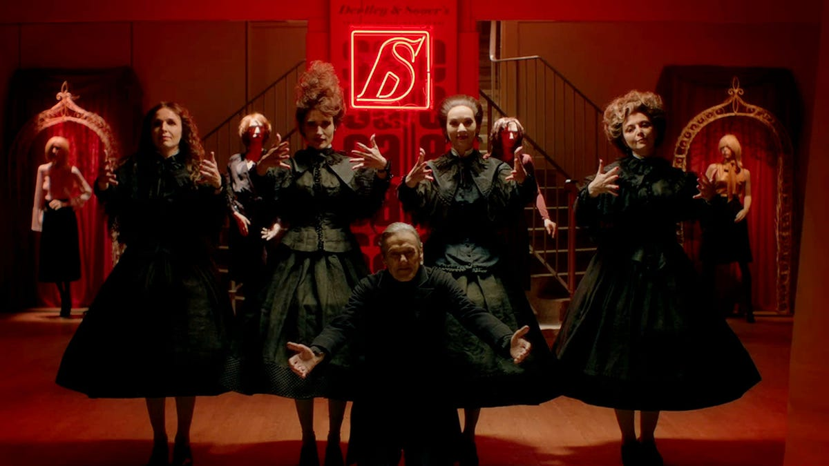 Peter Strickland on His Retail Nightmare In Fabric and Impossible Filmmaking