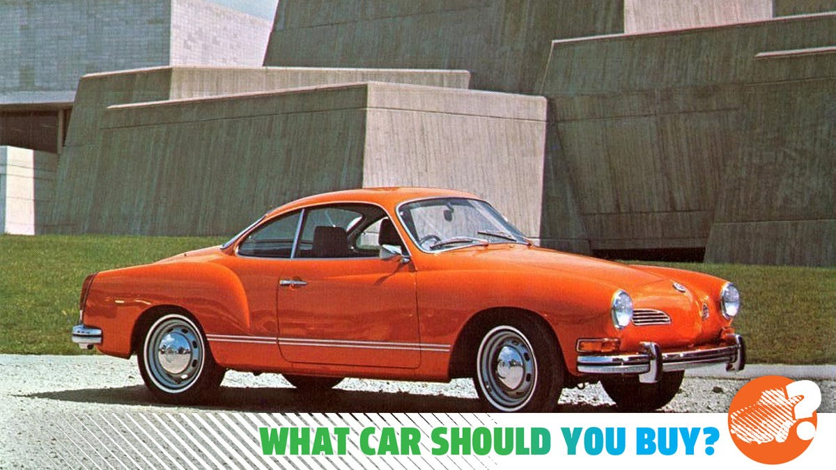 I Want A Karmann-Ghia, But I Need A Honda Civic! What Car Should I Buy?