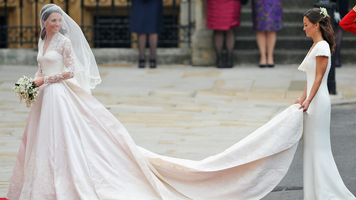 Royal Wedding Gown Embroiderer Facing Potential Homelessness During Coronavirus Pandemic