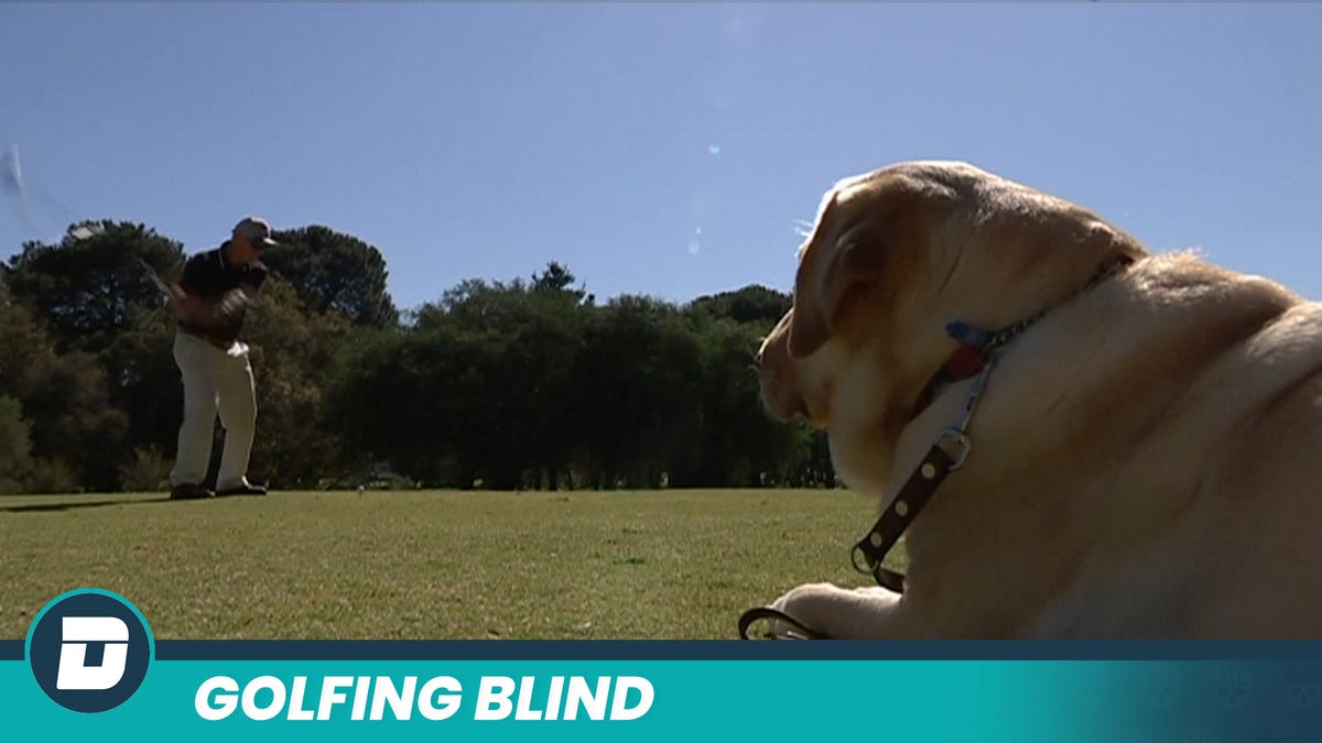 With Trust Between Collaborators, Anything Is Possible, Even Golfing Blind