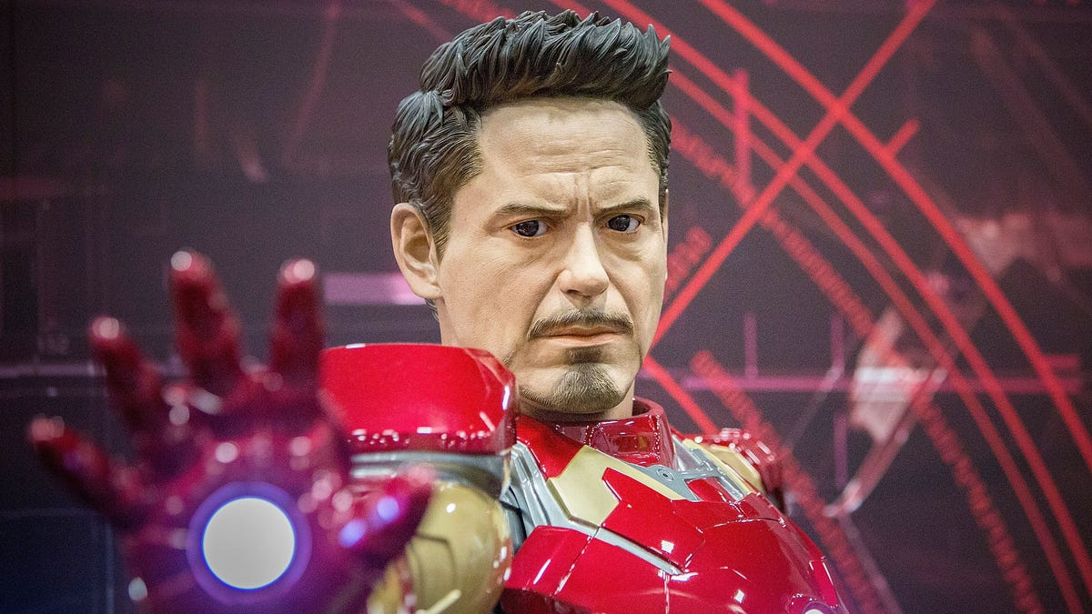 Screw it, yeah, let's bring back Tony Stark to life