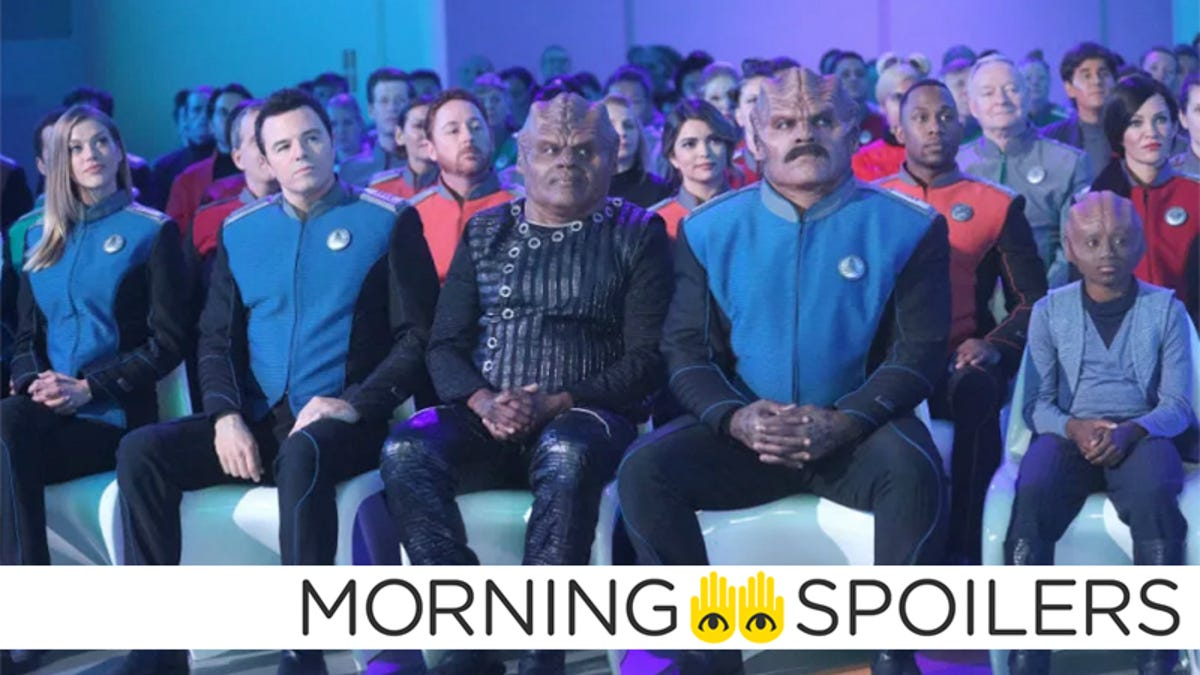 The Orville Gets a Season 3 Status Update From Seth McFarlane