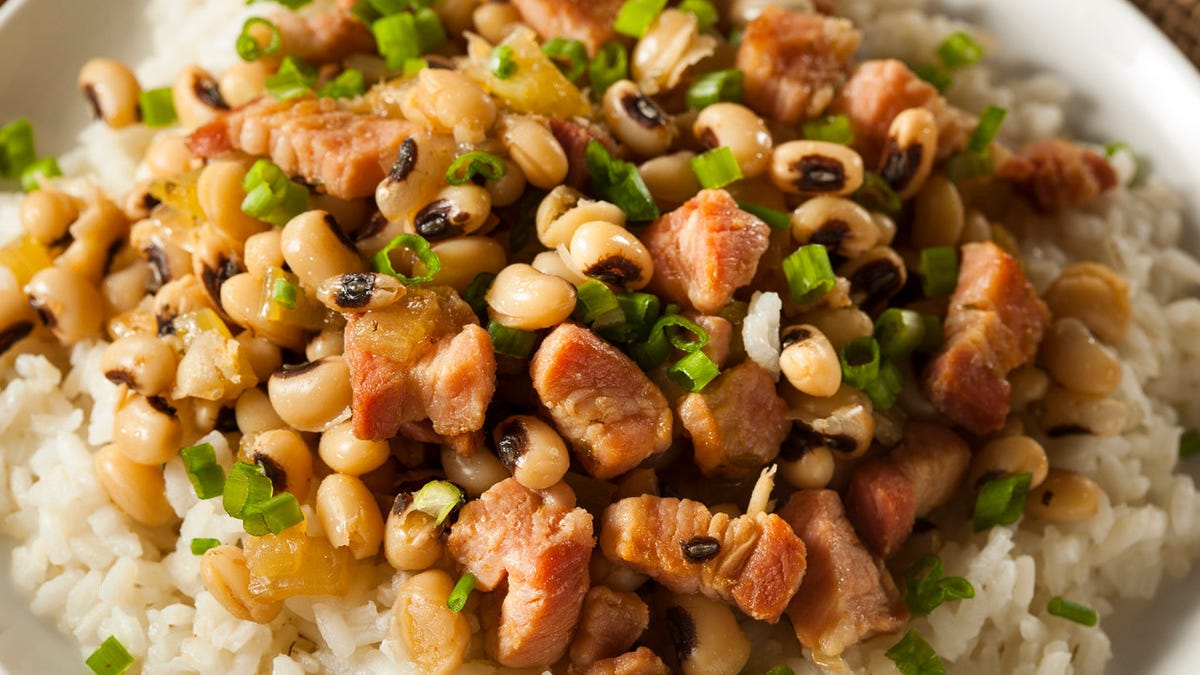 A brief history of Hoppin' John, the soul food classic that brings good luck