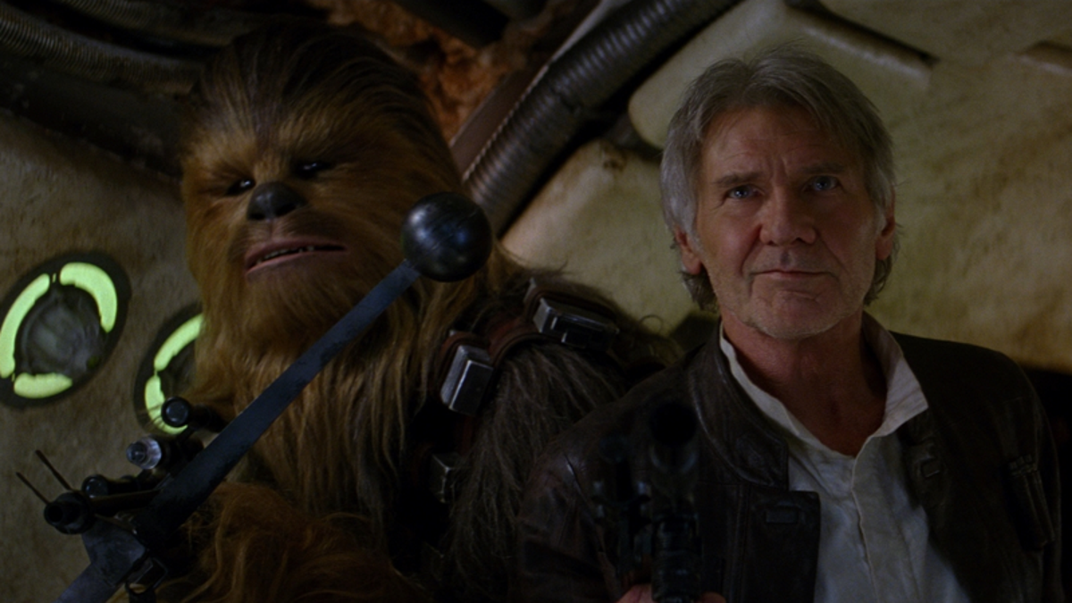 The Next Star Wars Novel Reveals What Han and Chewie Were Up to After Return of the Jedi