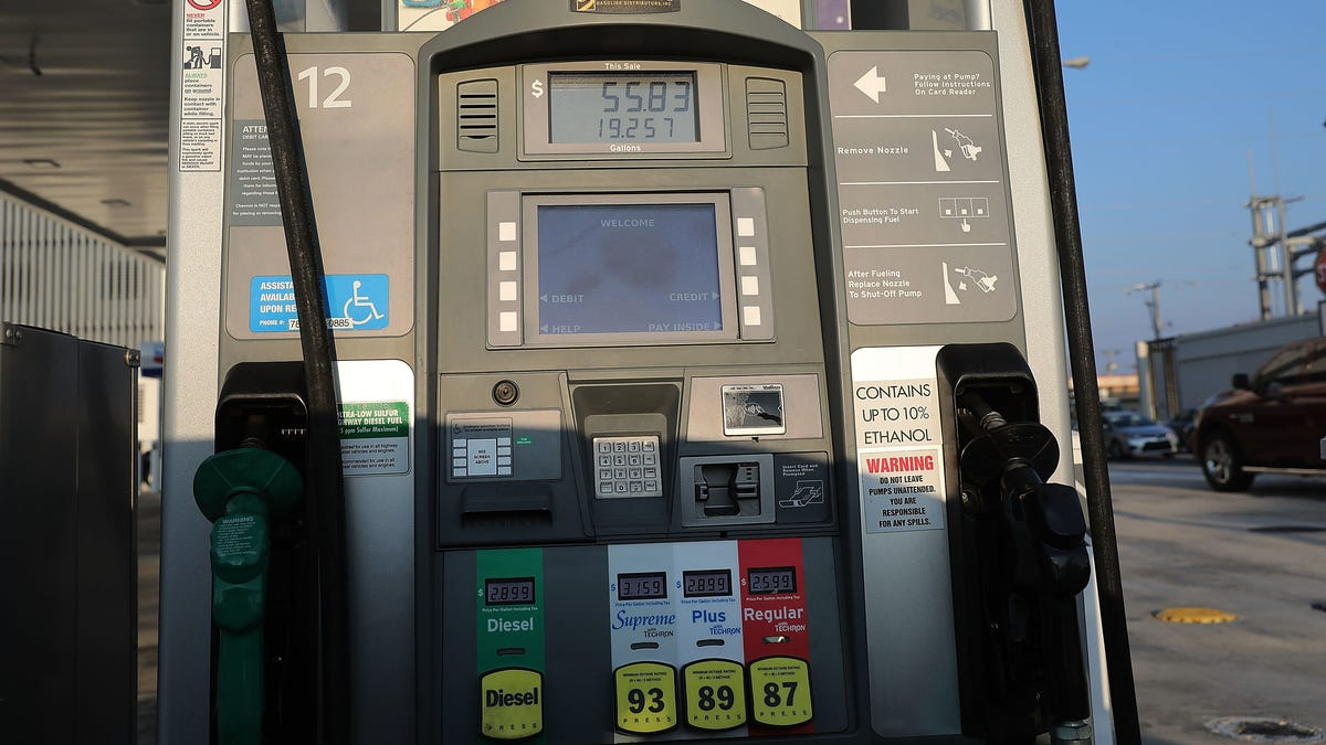 Another Reason to Not Pay for Gas at the Pump