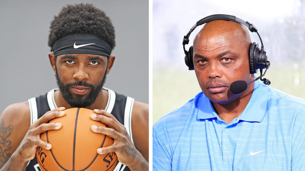 Charles Barkley and Kyrie Irving are bad messengers making [some] decent points