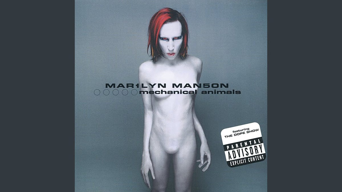 Marilyn Manson — 'I Want To Disappear'